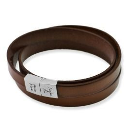 Armband Leder mit Gravur, Herrenarmband mit Namen, Namensarmband